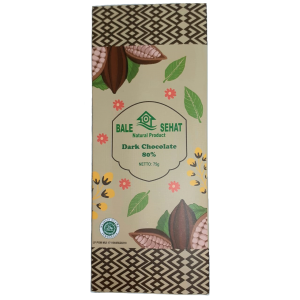 Dark Chocolate 80% Bale Sehat