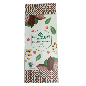 Milk Chocolate 50% Bale Sehat