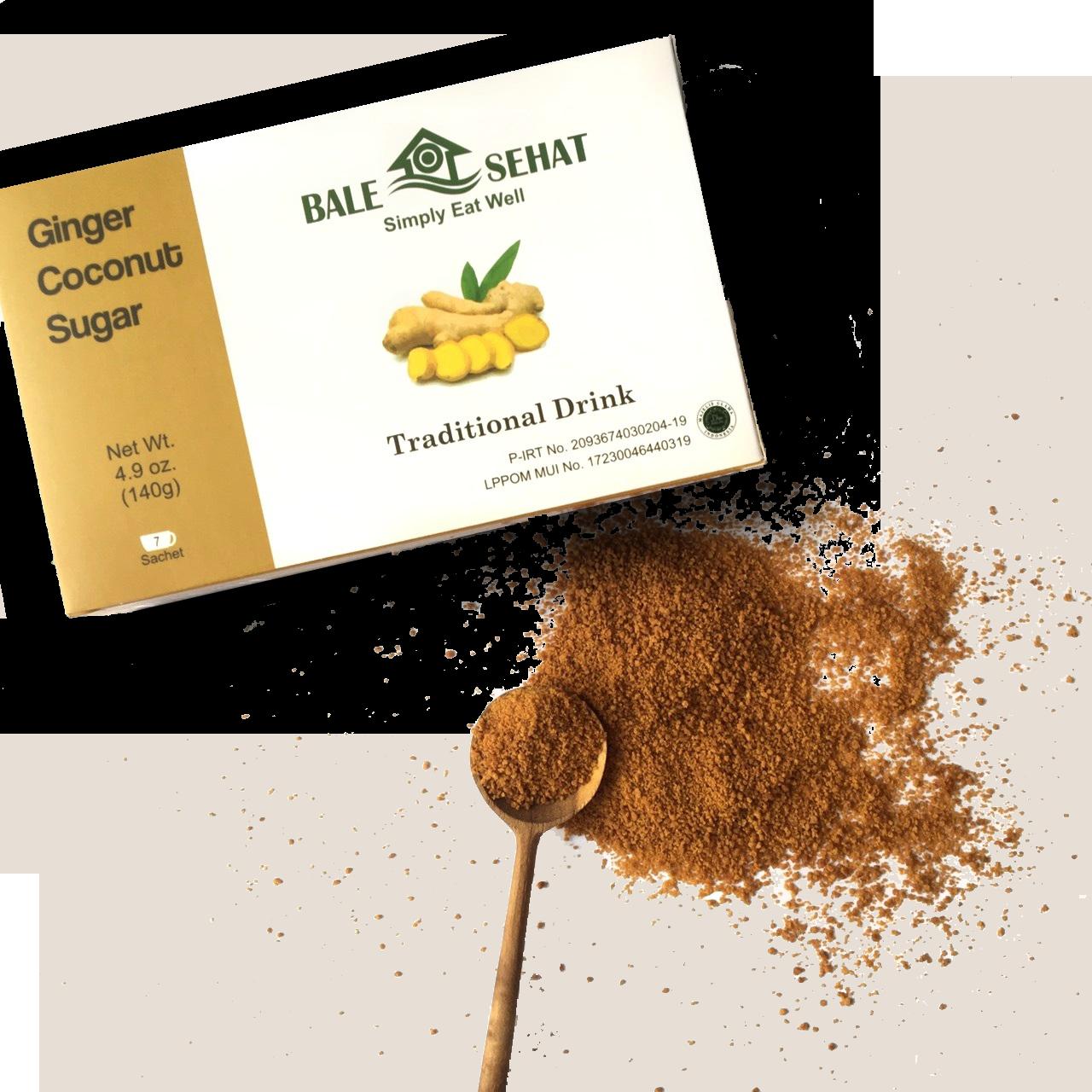 Gula Semut Jahe